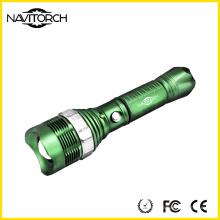 Nachladbare Zoomable 18650 Batterie-Taschenlampe im Freiengebrauch (NK-04)