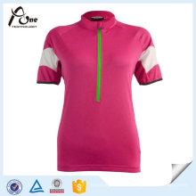 China Benutzerdefinierte Fahrrad Jersey Frauen Fahrradbekleidung