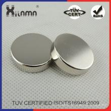 Runden Scheibe Form Permanent-Magnet NdFeB Magnet