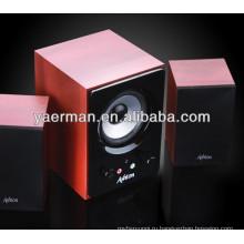 2.1 цена на акустическую систему для деревянных динамиков