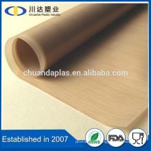 Industrial conveyor belt material 0.35mm thick teflon coated fiberglass cloth price                                                                         Quality Choice