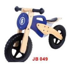 "12"" Wooden Bike"