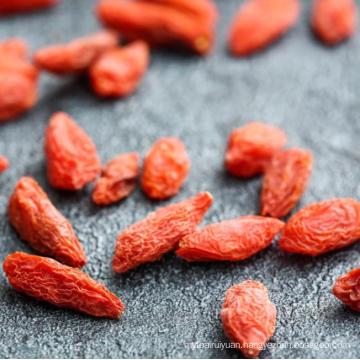2018 China all natural organic goji berry dried