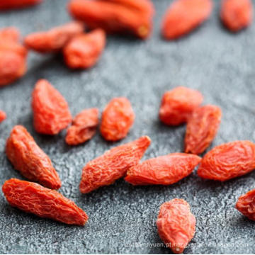 2018 China todas as bagas de goji orgânico natural secas