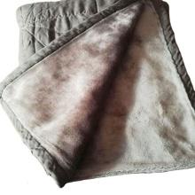 Thermische Einweg-Fleece-Quilt-Coral-Fleece-Decke