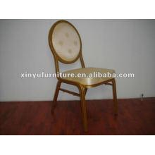 Алюминиевый круглый стул XA175