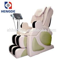 Máquina de massagem / 2016 Hengde 3D gravidade Zero elétrica cadeira de massagem portátil
