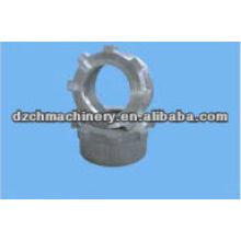 API standard mud pump parts supply liner nut