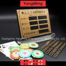 Carte de pari à teneur élevée en cuivre pur de qualité -1 (YM-LC08)
