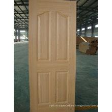 Melamine & Veneer Faced HDF Doorskin