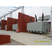 ONAF 66kv 30MVA Step Power Transformateur électrique a