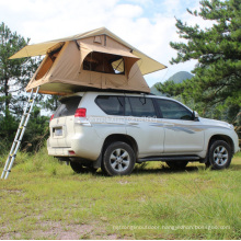 Outdoor Folding Camping Soft Shell Rooftop Tent