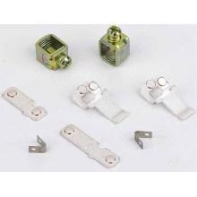Piezas de estampado de acero inoxidable de fabricación de metal personalizado