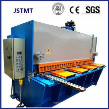 Chapa de metal CNC guilhotina hidráulica máquina de corte (RAS326)