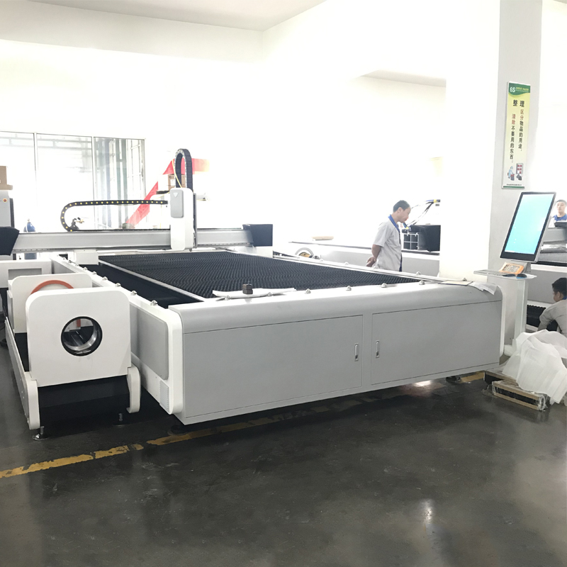 Tube&plate Laser Cutting Machine (5)
