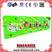 Caterpillar Style Wooden Play Wandtafel für Kinder