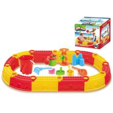 Verão Brinquedos Plástico Areia Beach Set Brinquedos (H1336162)