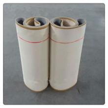 Cinturón pegado de batería de algodón en fábrica de baterías