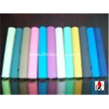 Colourful reflective fabric for safety