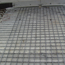 Ribbed Bar Welded Wire Mesh Panel