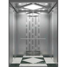 1000kg Nice Decoration Passenger Residential Elevator Lift