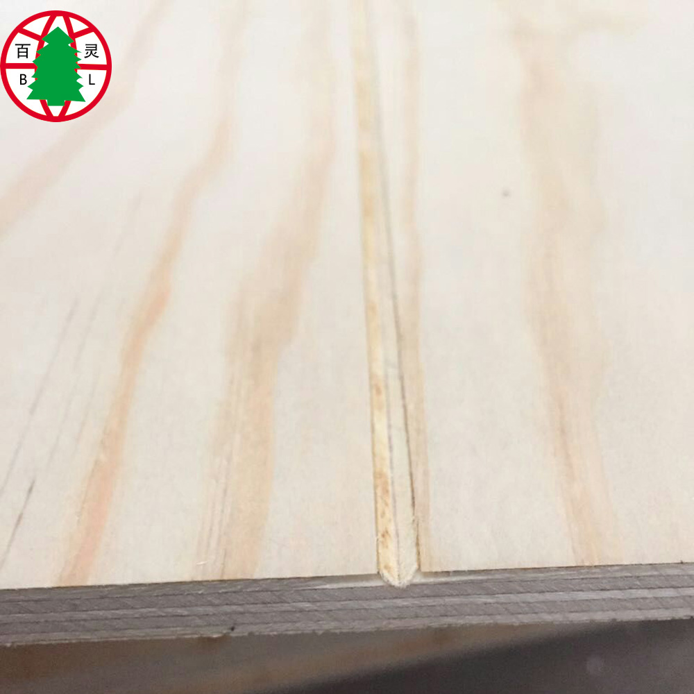 Pine Grooved Plywood 5