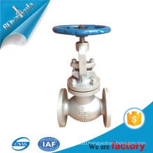 Casted steel ANSI globe valve class150