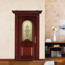 Деревянные двери (WX-VP-164)