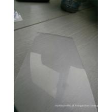 Folha transparente super clara do animal de estimação rígido