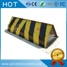 3 meters roadway safety remote control hydraulic blockers