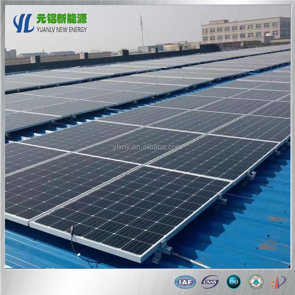 solar mongting project