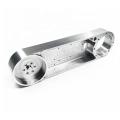 Várias peças de usinagem de aço inoxidável e alumínio