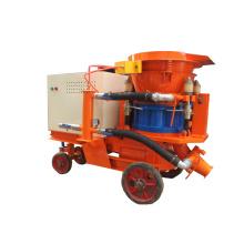 PZ-5 type concrete shotcrete machine gunite cncrete spray machines used for hydropower project