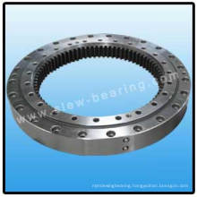 single row crossed roller slewing rings for loading and unloading machine from wanda