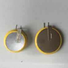 Pilha recarregável lir3048 da pilha do botão do íon do lítio 3.6V
