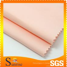 Coton Nylon Spandex Double tissu pour vêtements