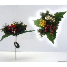 Plastic Decorative wholesale Christmas ornament suppliers, Christmas picks