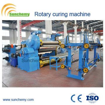 Máquina de borracha / Máquina de cura rotativa / Vulcanizador de borracha