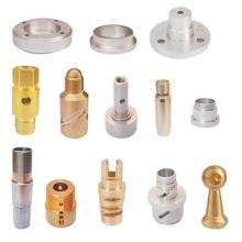 Conector especial de aluminio y cobre para la máquina usada