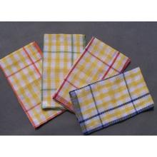 (BC-KT1010) Promoção de venda quente presente com toalha de limpeza 100% algodão, toalha de cozinha