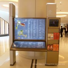 Innenstand-Zeichen für Einkaufszentrum