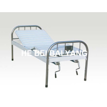 a-135 Double-Function Manual Hospital Bed