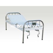A-135 cama de hospital manual de duas funções