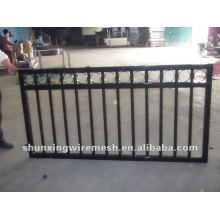 Powder Coated Welded Temporary Fence Panel Factory