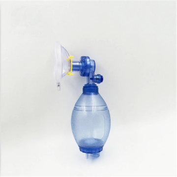 PVC Manual Resuscitator Ambu Bag