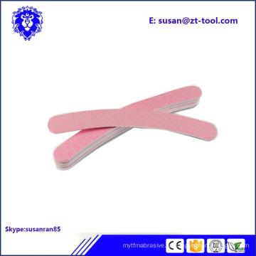 банан образный/Elipe пилочка для ногтей буфер/ногтей