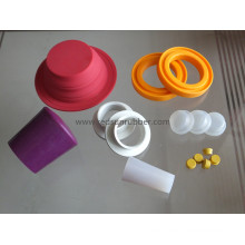 Productos personalizados de silicona de grado alimenticio