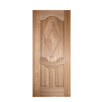 HDF Moulded Teak Door Skin of High Cost Performance
