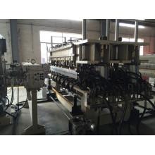 Máquina de fabricación de láminas huecas de alta calidad para PC