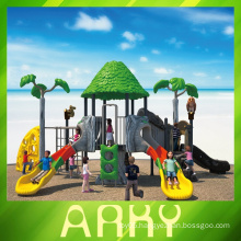 2014 hot sell outdoor preschool playground equipment